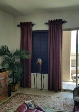 Modern Window Treatment